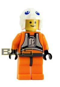 Lego Star Wars Minifigures Index