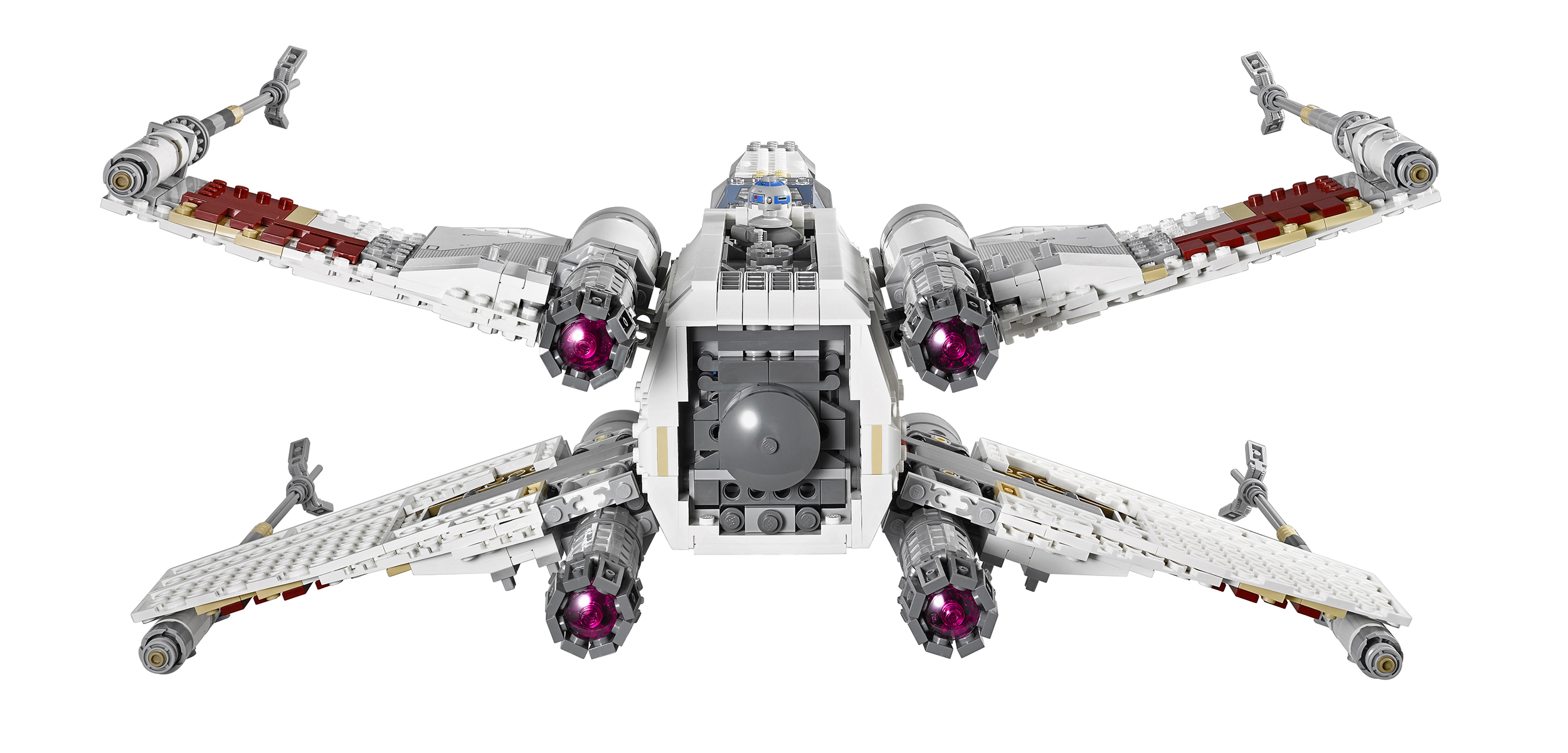 Lego Red Five X Wing Starfighter Announced