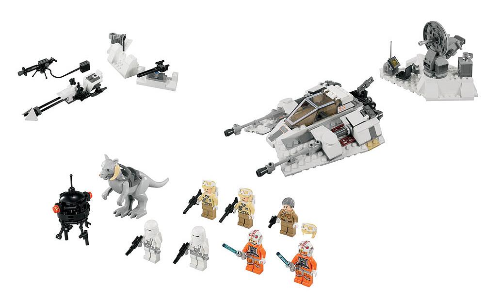 Lego 75014 Battle of Hoth
