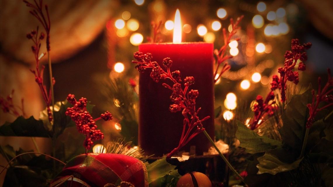 Des idées de centre de table pour Noël