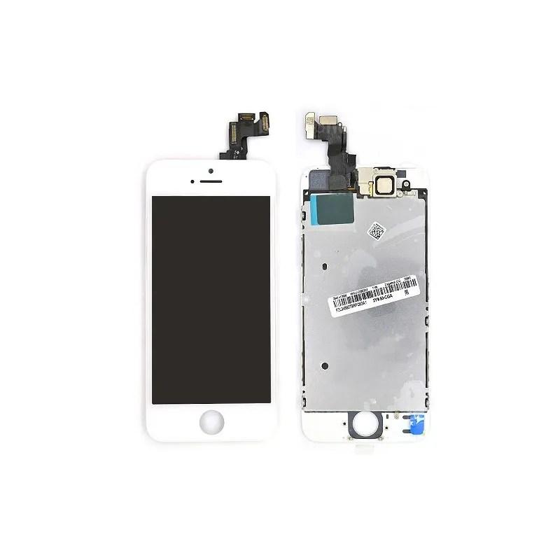 ecran blanc iphone 5s rapport qualite prix pre assemble