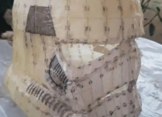 Le casque de StormTrooper – épisode 2