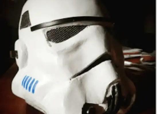 Le casque de StormTrooper – épisode 4 – L'intérieur