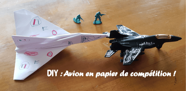 DIY avion de competition