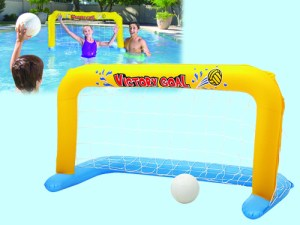 Set volley gonfiabile p/piscina    52123