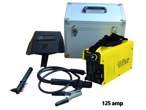 Vigor saldatrice compact mma inverter kit 125 amp - Home