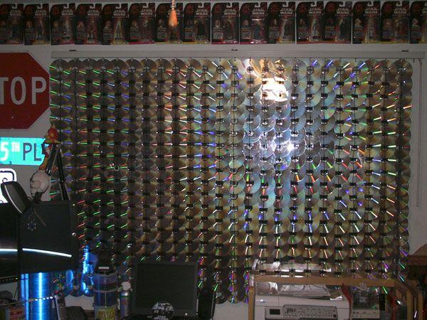 Manualidades de reciclado con CDs y DVDs  BricoBlog