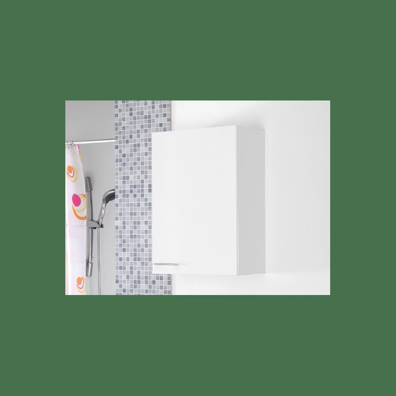 Mobile pensile bagno 45 cm  Bianco Feridras  Brico Casa