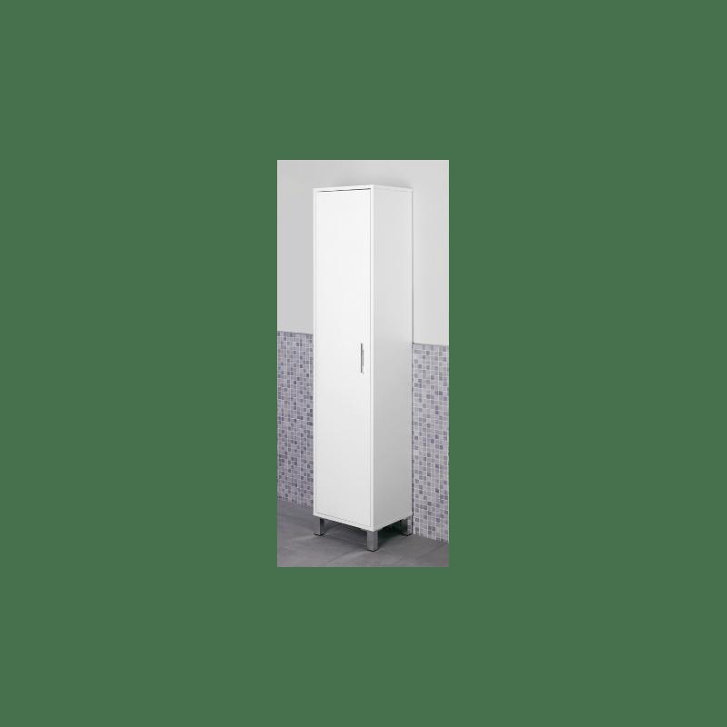 Armadio bagno 40 cm  Feridras  Bianco  Brico Casa