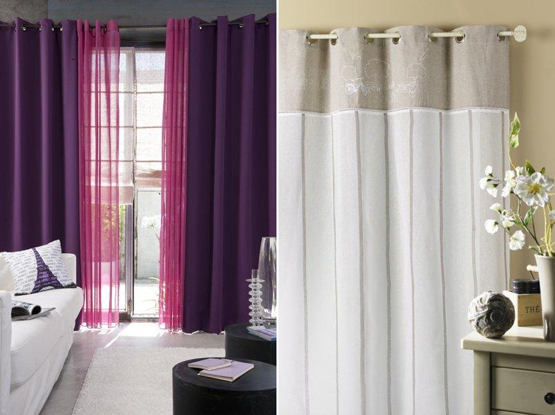 Claves para la eleccin de las cortinas BricoDecoracioncom