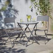 Salon De Jardin Table Et Chaise Mobilier De Jardin Brico Depot