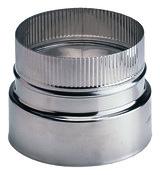 Tubage Inox Aluminium Pour Fumisterie De Poele A Bois Brico Depot