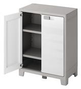 armoire de rangement resine vestiaire