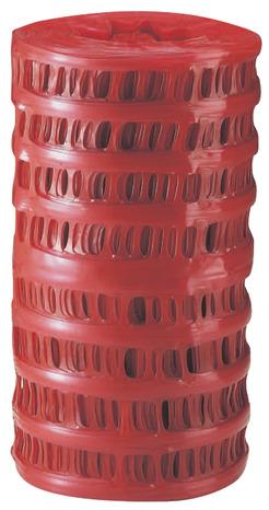 Grillage Avertisseur 25 M Rouge Rouge Brico Depot