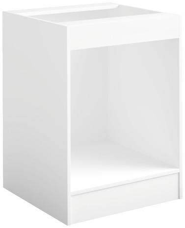 meuble colonne four 2 portes 2 niches