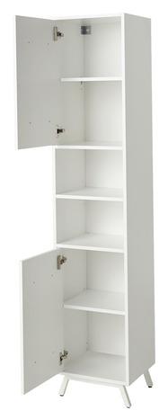 colonne ladoga blanc h 190 cm goodhome