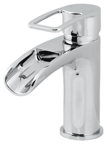 mitigeur lavabo cascade olmeto goodhome