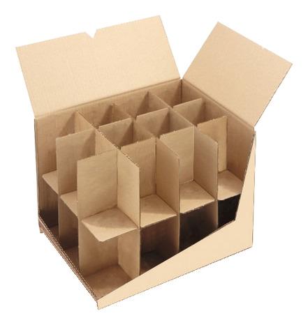 Croisillon Range Verre Pour Carton 36 L Brico Depot