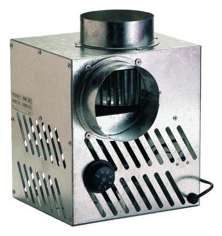 Ventilateur A Air Chaud Pour 3 Bouches Brico Depot