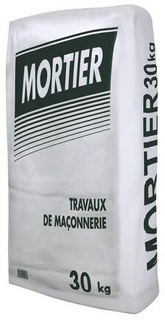 Mortier 30kg Brico Depot