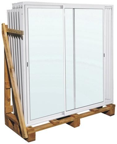 baie vitree coulissante aluminium