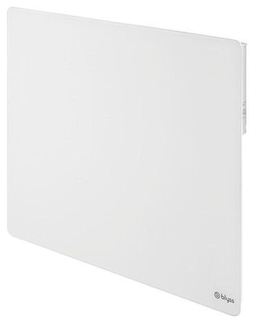 Radiateur A Inertie Seche Maela Blanc 1 000 W H 57 5 X L 67 Cm Brico Depot