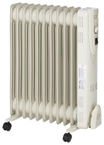 Radiateur Bain D Huile A Thermostat Manuel 2 000 W Brico Depot