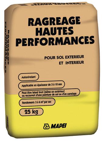 Ragreage Exterieur Haute Performance 25 Kg Brico Depot