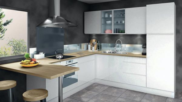 spot encastrable meuble cuisine