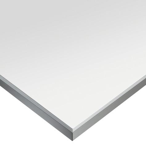 blanc brillant l 3 m x p 63 cm