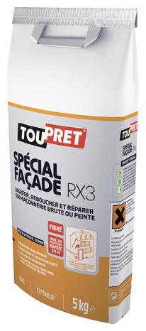 Enduit Special Facade Pour Maconnerie Brute Ou Peinte Exterieur 5 Kg Brico Depot