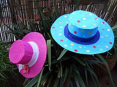BRICOLAGE cappello a cilindro per carnevale  bricolage