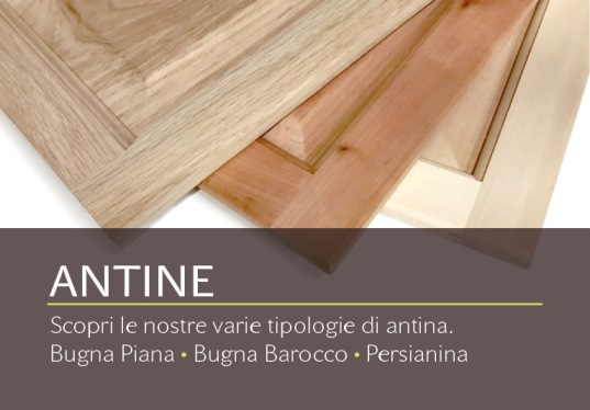 Antine in legno vendita online  Bricolamer