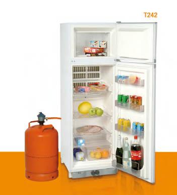 Taver T242 Frigorfico a Gas