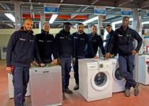 lavatrice rigenerata
