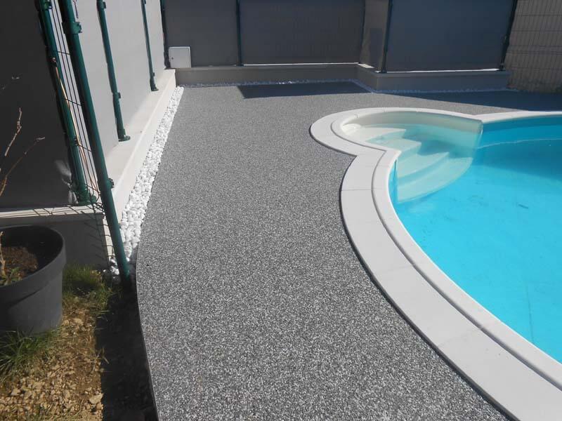 le tapis de sol piscine