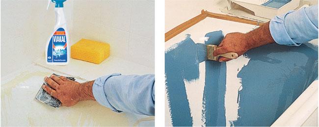 Pittura per piastrelle  Bricoportale Fai da te e bricolage