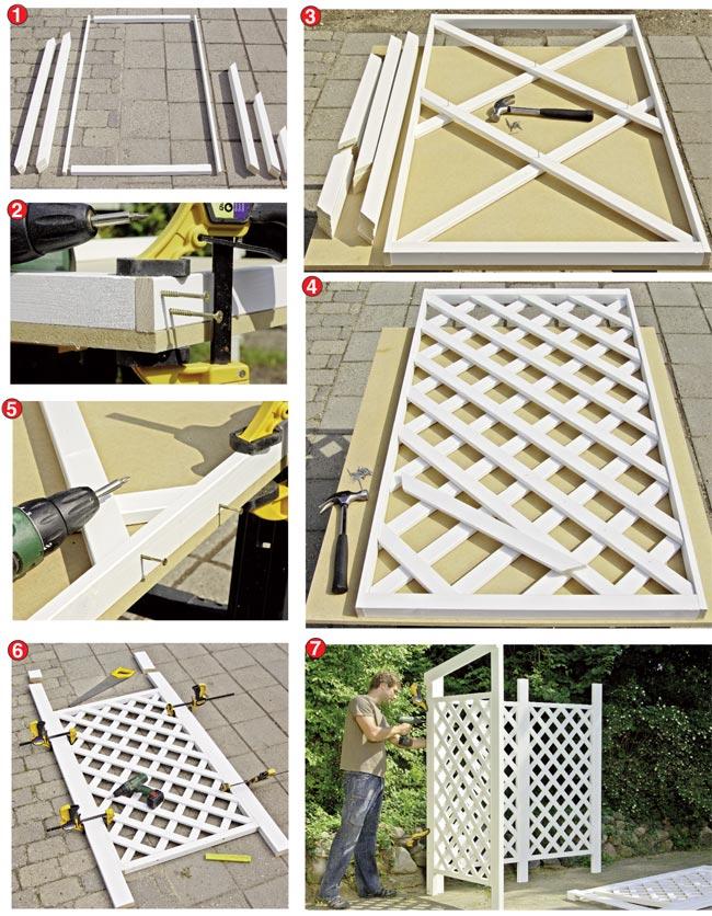 Costruire una cucina da esterno in legno dabete