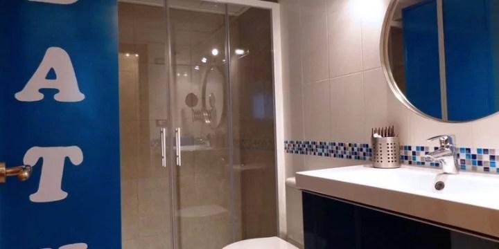 reforma baño cambio de plato de ducha por otro