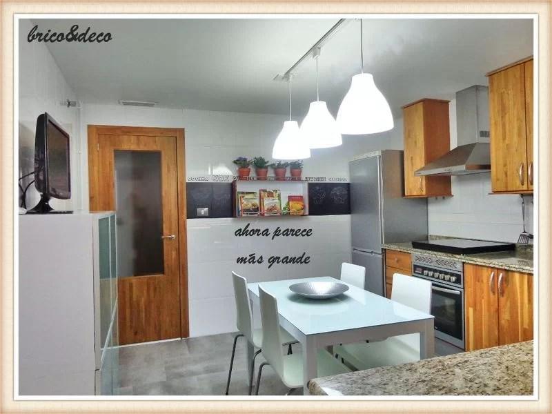 Actualizar cocina sin obras - Cocinas por 2000 euros ...