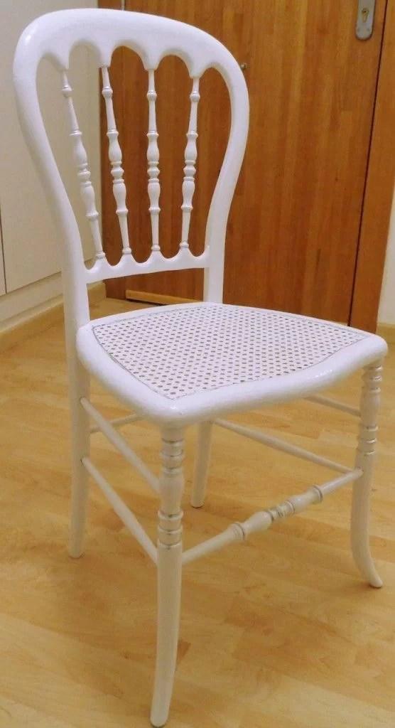 silla pintada