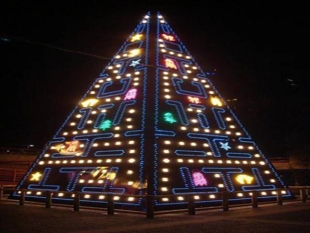 40 rboles de navidad originales y diferentes - Arboles de navidad originales ...