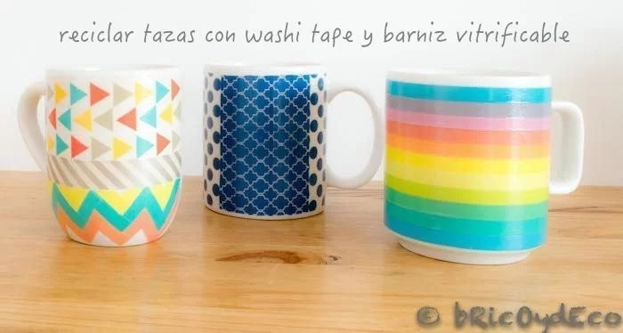 reciclar-tazas-de-porcelana-con-washi-tape