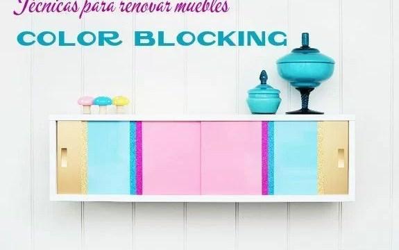 color-blocking-tecnicas-renovar-muebles