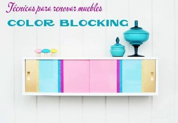 color-blocking-tecnicas-renovar-muebles