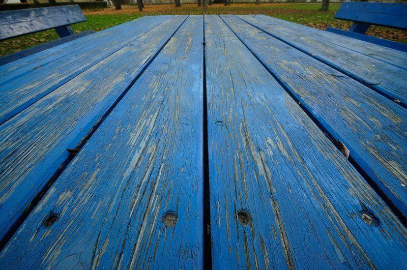tratar la madera antes de pintarla