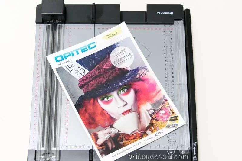 reciclar tus revistas