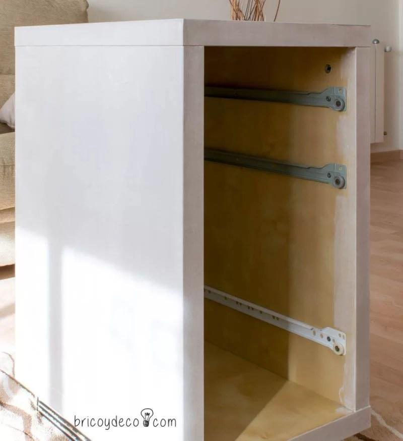 pintar muebles de melamina con imprimación