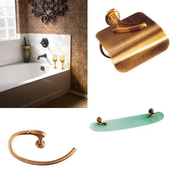 cómo elegir los accesorios de baño perfectos