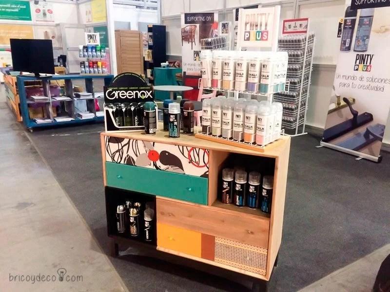 stand Novasol Spray en Eurobrico 2016
